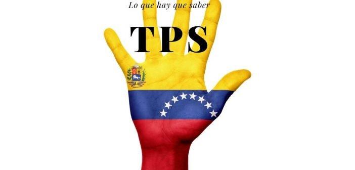 ¿Por qué es importante el TPS (Estatus de protección temporal) para los venezolanos?